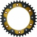 Supersprox Stealth Gold 520 Rear Sprocket for FE 570 09-12