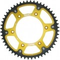 Supersprox Stealth Gold 520 Rear Sprocket for G650X challenge 07-09