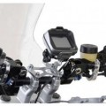 SW Motech Vibration-Damped Quick Release GPS Holder for R1200GS Adventure 08-13