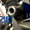 Shogun Std. Cut Frame Sliders for GSX-R1000 09-11