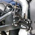 Sato Racing Rear Sets for CBR600RR 07-08