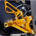 Sato Racing Rear Sets for ZX6R 13