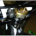Scotts Steering Stabilizer Complete Kit for KX450F 12-14