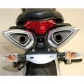 R&G Racing Tail Tidy Fender Eliminator Kit for Shiver 750 07-12