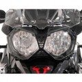 SW Motech Quick Release Headlight Guard for Tiger 800 10-14