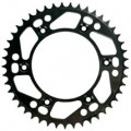 Moose Racing Aluminum Rear Sprocket (Black) for CRF450R 04-13