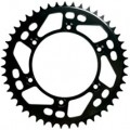 Moose Racing Aluminum Rear Sprocket (Black) for DR-Z400/E 00-07