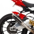Hotbodies MGP Growler Slip-On Exhaust for S1000RR 15-17