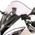 MRA Double-Bubble RacingScreen Windshield for YZF-R6 08-13