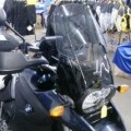MRA VarioScreen Windshield for R1200GS Adventure 06-12