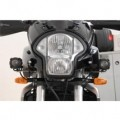 SW Motech Auxiliary Light Mount for Versys 07-09