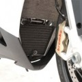 R&G Racing Oil Cooler Guard for Tuono V4 11-14