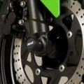 R&G Front Axle Sliders for 250R 08-12