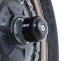 R&G Rear Axle Sliders for VFR800 14