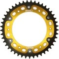 Supersprox Stealth Gold 525 Rear Sprocket for F650GS 08-12