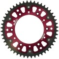 Supersprox Stealth Red 525 Rear Sprocket for Monster 796 11