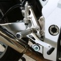 Sato Racing Rear Sets for SV1000 03-07