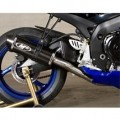 M4 Standard/Race Full Exhaust System with Full Titanium Tubing for GSXR 600 08-10