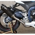 M4 Standard Slip-On Exhaust (Carbon) for GSX-R1000 12-16