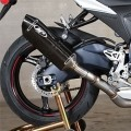 M4 Standard Slip-On Exhaust for GSX-R1000 12-16