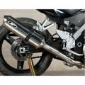 M4 Standard Full Exhaust System w/ All Stainless Steel Tubing for SV1000 03