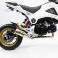 Competition Werkes GP Full Exhaust for Grom 13-16