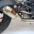 Competition Werkes GP Slip-On Exhaust for Street Triple 13-16
