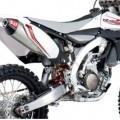 Yoshimura RS-4 Competition Series Slip-on Muffler for YZ450F 10-13