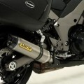 Arrow Street Thunder Silencer for Z1000SX/Touring 11-14