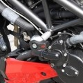 LSL Frame Sliders Mounts for Streetfighter 1098 09-12
