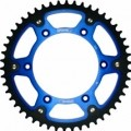 Supersprox Stealth Blue 520 Rear Sprocket for WR450F 03-06