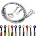 Galfer Brake Lines (Front) for GSX1300R Hayabusa 08-12