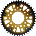 Supersprox Stealth Gold 525 Rear Sprocket for 865 Speedmaster 06-12