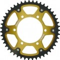 Supersprox Stealth Gold 520 Rear Sprocket for Street Triple 675 07-13