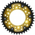 Supersprox Stealth Gold 520 Rear Sprocket for 800SS (Sport) 03-07