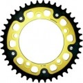 Supersprox Stealth Gold 525 Rear Sprocket for 990 Adventure/R/S 05-12