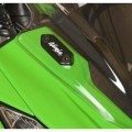 R&G Racing Mirror Blanking Plates for ZX6R 13-14