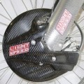 Lightspeed Front Disc Guard for 350 SX 07-14