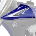 UFO Replacement Plastic Upper Radiator Covers for YZ450F 10