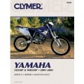 Clymer Manual for YZ/WR250F 01-03
