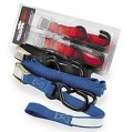 "MSR ""Soft Hooks"" Tie-Downs Red"