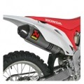 Akrapovic Evolution Line Full Exhaust for CRF450R 09-12