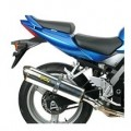Two Brothers M2 Slip-On Exhaust for SV650 03-09