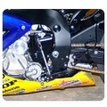 Woodcraft Complete Rearset Kit w/Shift & Brake Pedals for GSXR600/750 06-10