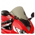 Zero Gravity Double Bubble Windscreen for Daytona 675 06-08