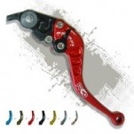 CRG RC Spectrum Multi-Colored Levers for YZF R6 05-13