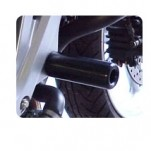 Shogun No-Cut Frame Sliders for SV650 03-11