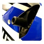 Shogun Std. No Cut Frame Sliders for GSX-R1000 01-02