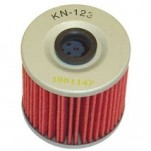 K&N Performance Gold Oil Filter for KL650 (KLR650) 87-11