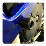 Shogun Std. Cut Frame Sliders for GSX-R600 06-07